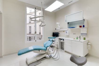 Espace de soins dentaires